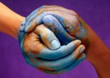 Empathy Matters - joined hands picture