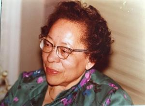 Clara Lolita Roberts Abernathy