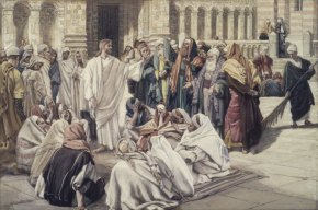 The Pharisees Question Jesus, James Tissot (1886-1894)