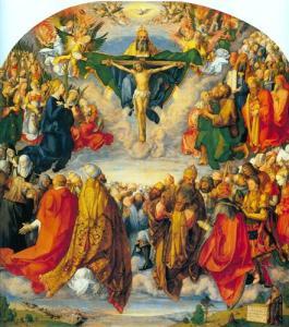 All Saints, Albrecht Durer, 1511