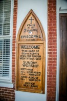 Epiphany, Laurens, SC, Sign