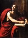 Saint John the Evangelist, Giuseppe Vermiglio, c. 1630