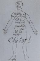 1 Corinthians 12.12