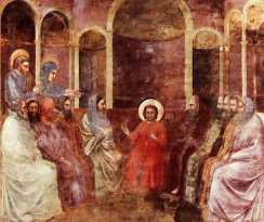 Christ among the Doctors, Giotto di Bondone, 1304-06