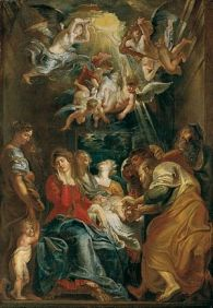 The Circumcision of Jesus, Peter Paul Rubens, 1605
