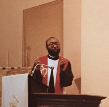 The Reverend Wayland Edward Melton, Diocesan Staff, Diocese of Southern Ohio, 4-15-78