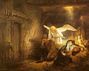 the-angel-appears-to-joseph-c-1645-rembrandt-harmenszoon-van-rijn-1606-1669-gemaldegalerie-der-staatlichen-museen-berlin