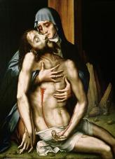 Pieta (c.1560), Luis de Morales (1512-1586)