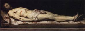 The Dead Christ, Philippe de Champaigne (1602-1674)