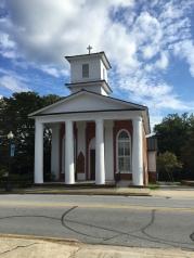 Epiphany, Laurens, SC, facade