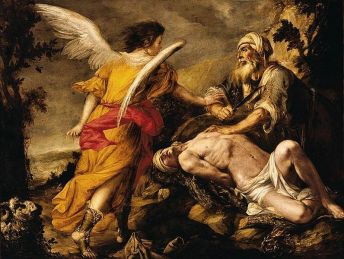 The Sacrifice of Isaac (1657-1659), Juan de Valdés Leal (1622-1690)