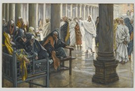 Woe unto You, Scribes and Pharisees (Malheur à vous, scribes et pharisiens) (1886-1894), James Tissot (1836-1902)