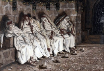Parable of the Bridesmaids, James Tissot (1836-1902)