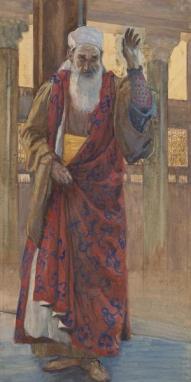 Isaiah (1896-1902), James Tissot