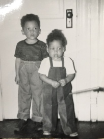 Wayne & me